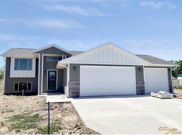 TBD Riata Loop, Piedmont Valley, SD 57769 (MLS #154764) :: Dupont Real Estate Inc.