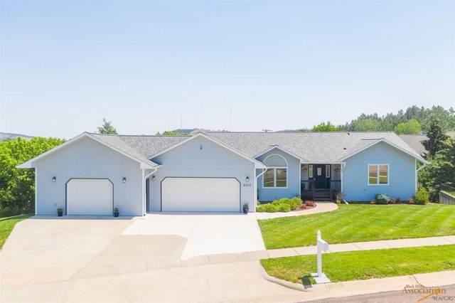 3010 Morningview, Rapid City, SD 57702 (MLS #154766) :: Heidrich Real Estate Team