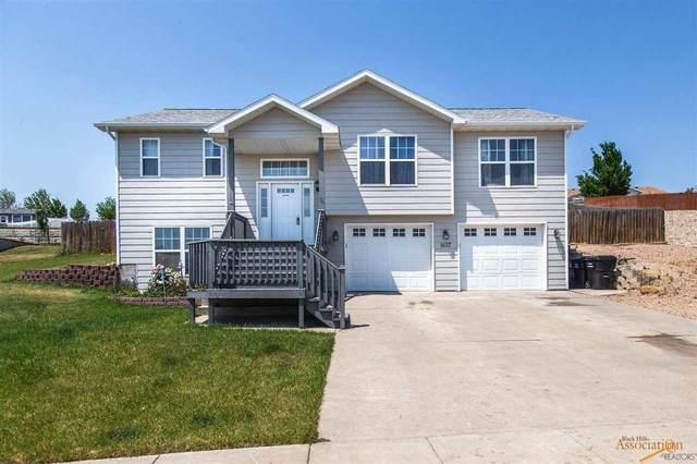 5137 Coal Bank Dr, Rapid City, SD 57701 (MLS #154768) :: Heidrich Real Estate Team