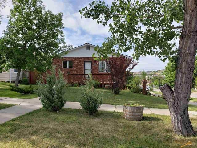 635 St Andrew, Rapid City, SD 57702 (MLS #154770) :: Heidrich Real Estate Team