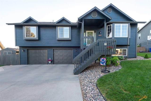 5127 Winterset Dr, Rapid City, SD 57702 (MLS #154772) :: Dupont Real Estate Inc.
