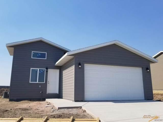 5219 Coal Bank Dr, Rapid City, SD 57701 (MLS #154773) :: Dupont Real Estate Inc.