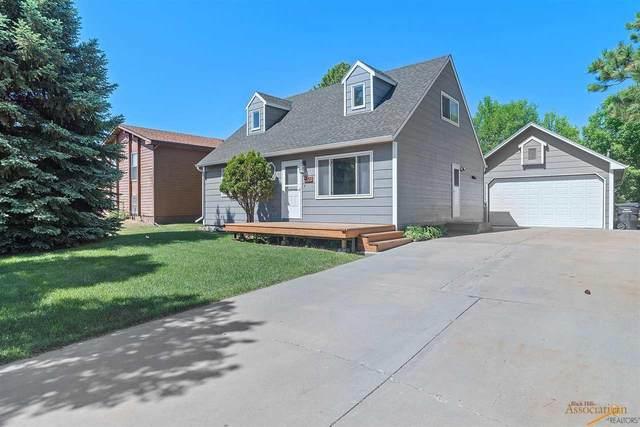 431 City Springs Ln, Rapid City, SD 57702 (MLS #154775) :: Heidrich Real Estate Team