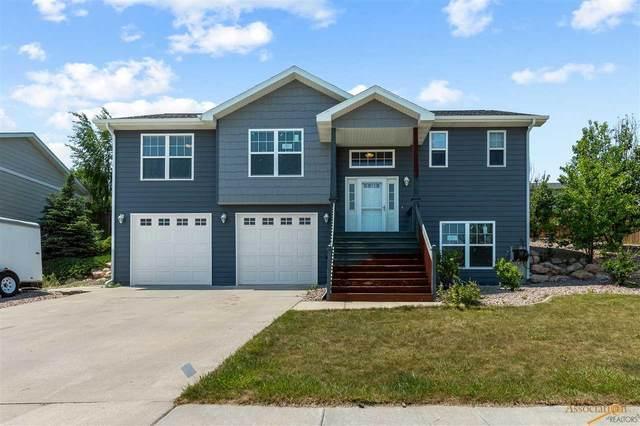 4723 Coal Bank Dr, Rapid City, SD 57701 (MLS #154776) :: Dupont Real Estate Inc.