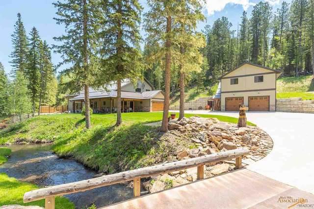 21364 Pakhamaa Rd, Deadwood, SD 57732 (MLS #154779) :: Dupont Real Estate Inc.