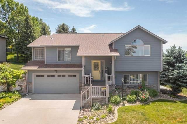 5032 Summerset Dr, Rapid City, SD 57702 (MLS #154781) :: Dupont Real Estate Inc.