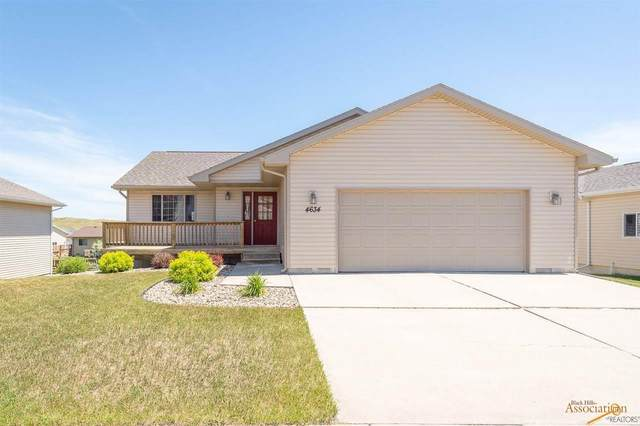 4634 Three Rivers Dr, Rapid City, SD 57701 (MLS #154788) :: Dupont Real Estate Inc.