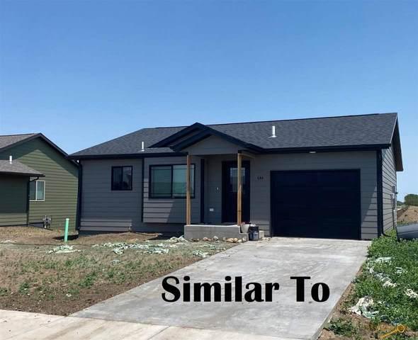 362 Spirit Drive, Box Elder, SD 57719 (MLS #154789) :: VIP Properties