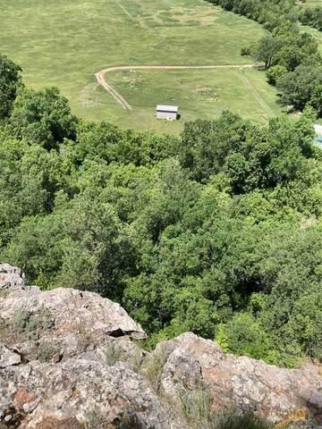 13865 Battle Creek Rd, Hermosa, SD 57744 (MLS #154796) :: Daneen Jacquot Kulmala & Steve Kulmala