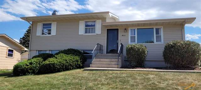 4631 W Chicago, Rapid City, SD 57702 (MLS #154799) :: Black Hills SD Realty