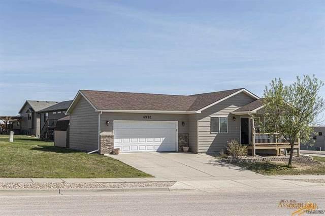 4932 South Pointe Dr, Rapid City, SD 57701 (MLS #154800) :: Heidrich Real Estate Team