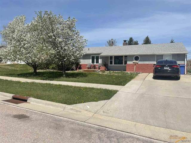 714 E Iowa, Rapid City, SD 57701 (MLS #154802) :: Black Hills SD Realty