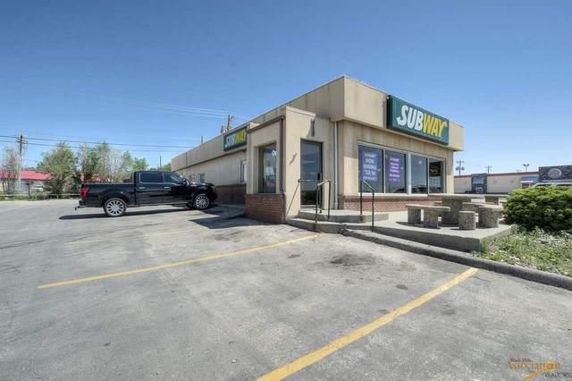 918 E North, Rapid City, SD 57701 (MLS #154803) :: Heidrich Real Estate Team