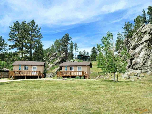 12168 Hwy 16, Custer, SD 57730 (MLS #154804) :: Heidrich Real Estate Team