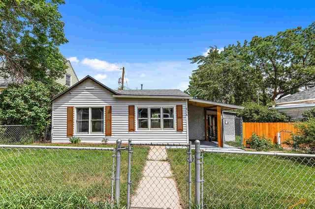 416 Clark, Rapid City, SD 57701 (MLS #154808) :: Black Hills SD Realty