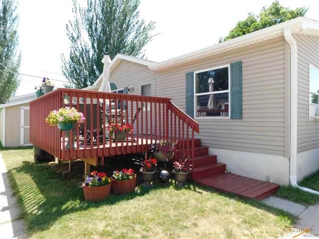 1421 Cherry Ave Cherry Ave, Rapid City, SD 57701 (MLS #154832) :: Daneen Jacquot Kulmala & Steve Kulmala