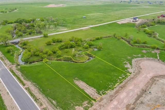 TBD Creek Side Pl, Piedmont, SD 57769 (MLS #154852) :: Heidrich Real Estate Team