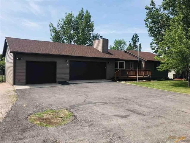609 Westwind Rd, Box Elder, SD 57719 (MLS #154869) :: Heidrich Real Estate Team