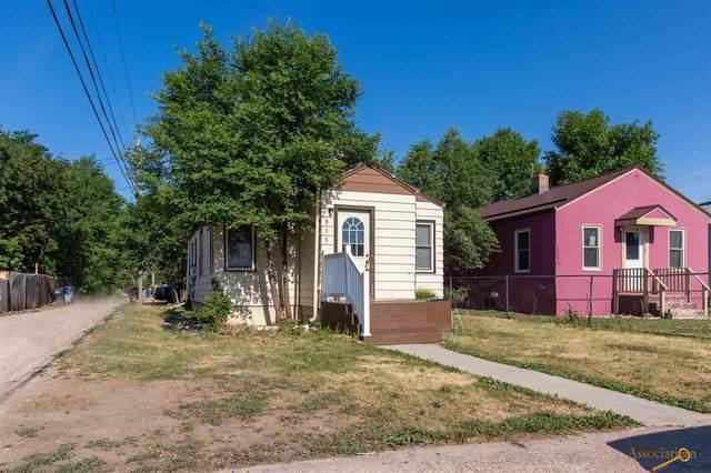 815 Racine, Rapid City, SD 57701 (MLS #154873) :: VIP Properties