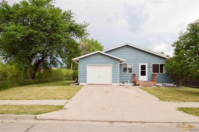 2509 Reed Ct, Rapid City, SD 57703 (MLS #154876) :: Heidrich Real Estate Team