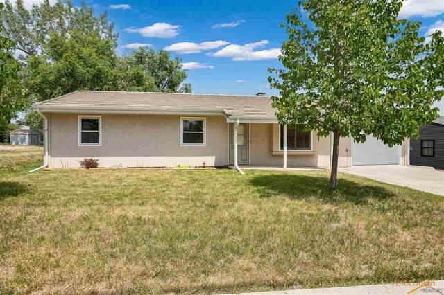 134 Oakland, Rapid City, SD 57701 (MLS #154880) :: Heidrich Real Estate Team