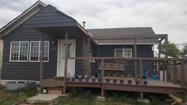 708 St Patrick, Rapid City, SD 57701 (MLS #154889) :: Heidrich Real Estate Team
