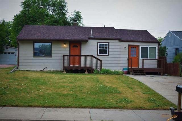 314 St Francis, Rapid City, SD 57701 (MLS #154894) :: Heidrich Real Estate Team