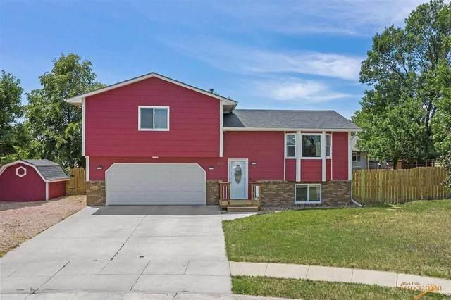 635 Ken Ct, Rapid City, SD 57701 (MLS #154895) :: Heidrich Real Estate Team
