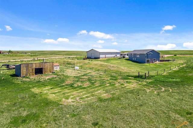 21879 Antelope Creek Rd, Box Elder, SD 57719 (MLS #154899) :: Heidrich Real Estate Team