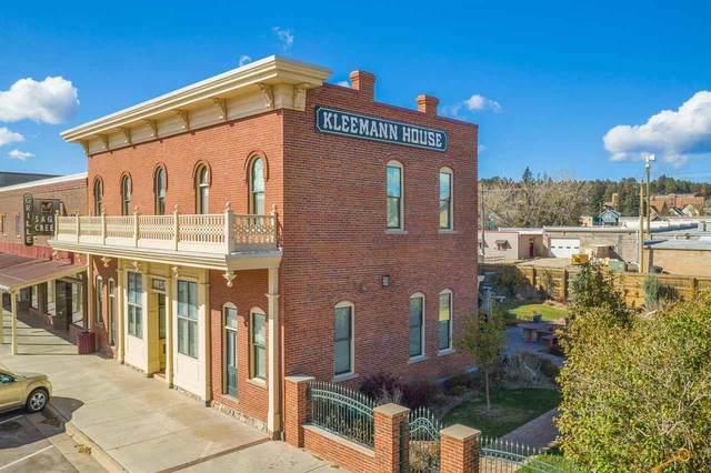 619 Mt Rushmore Rd, Custer, SD 57730 (MLS #154900) :: Heidrich Real Estate Team