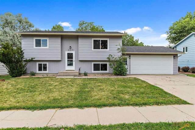 809 E Centennial, Rapid City, SD 57701 (MLS #154913) :: Heidrich Real Estate Team