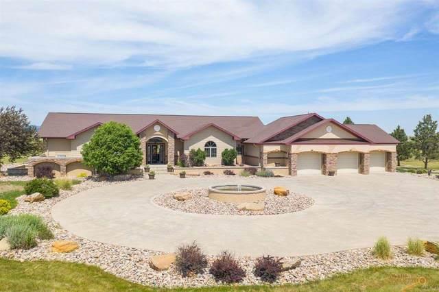 14085 Mountain View Ln, Rapid City, SD 57701 (MLS #154921) :: Heidrich Real Estate Team