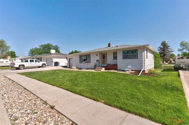 4320 Circle Dr, Rapid City, SD 57702 (MLS #154928) :: Heidrich Real Estate Team
