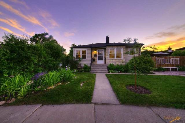 4135 Pleasant Dr, Rapid City, SD 57702 (MLS #154933) :: Heidrich Real Estate Team