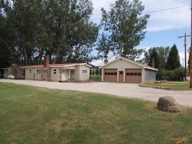 25118 Harbach Ln, Custer, SD 57730 (MLS #154939) :: Heidrich Real Estate Team