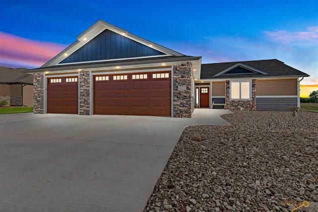 3023 Clementine Ct, Rapid City, SD 57703 (MLS #154959) :: Heidrich Real Estate Team