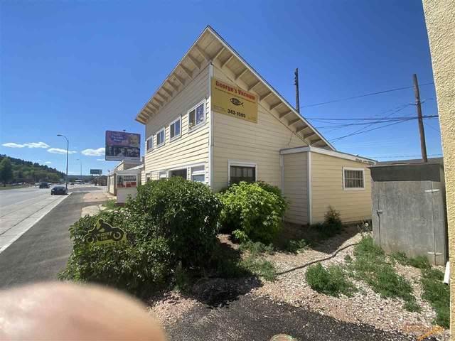 1212 W Main, Rapid City, SD 57702 (MLS #154962) :: Dupont Real Estate Inc.