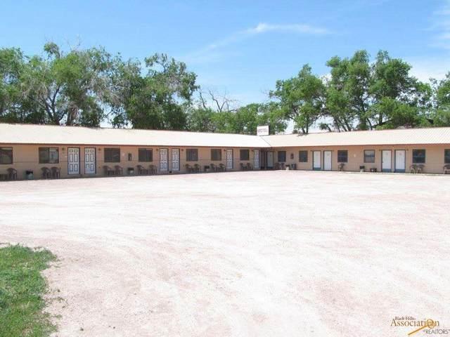 500 A Ave, Edgemont, SD 57735 (MLS #154973) :: Heidrich Real Estate Team