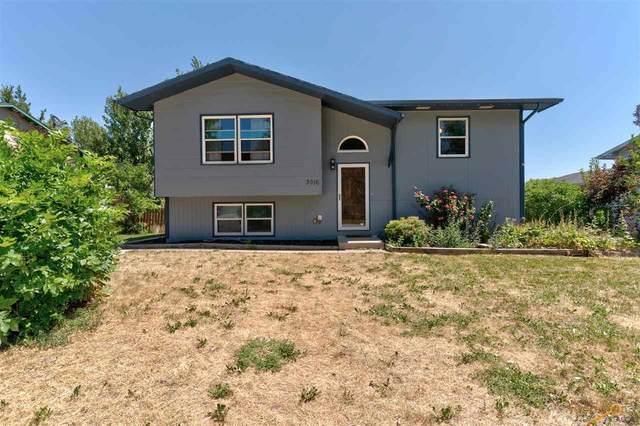 3916 Oiler Ln, Rapid City, SD 57701 (MLS #154981) :: Heidrich Real Estate Team