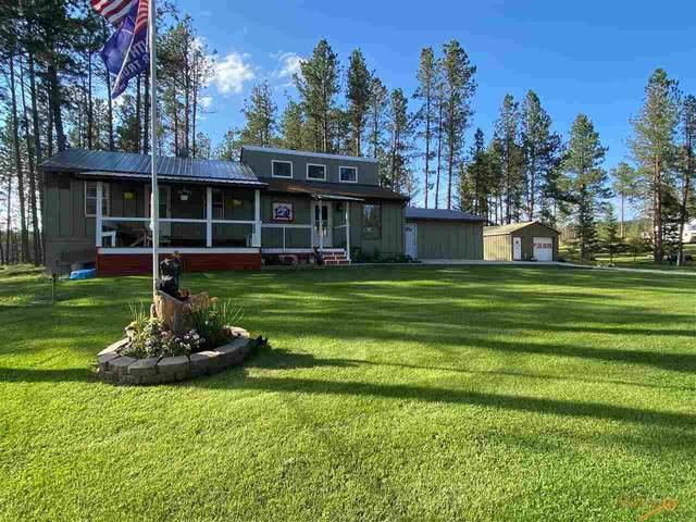 22483 Alpine Acres, Deadwood, SD 57732 (MLS #154990) :: Dupont Real Estate Inc.