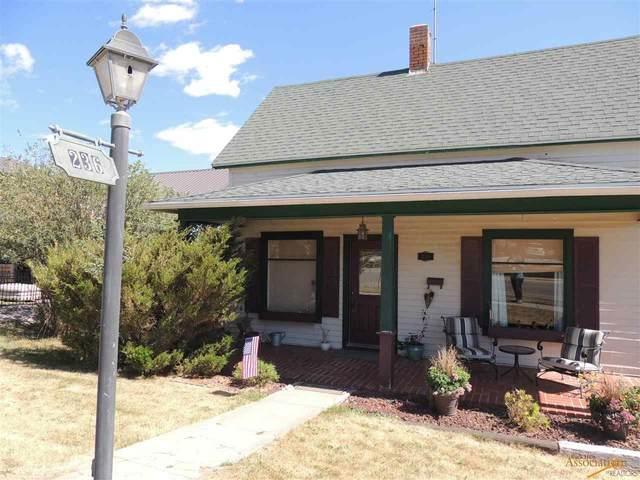 236 N 5TH ST, Custer, SD 57730 (MLS #154991) :: Heidrich Real Estate Team