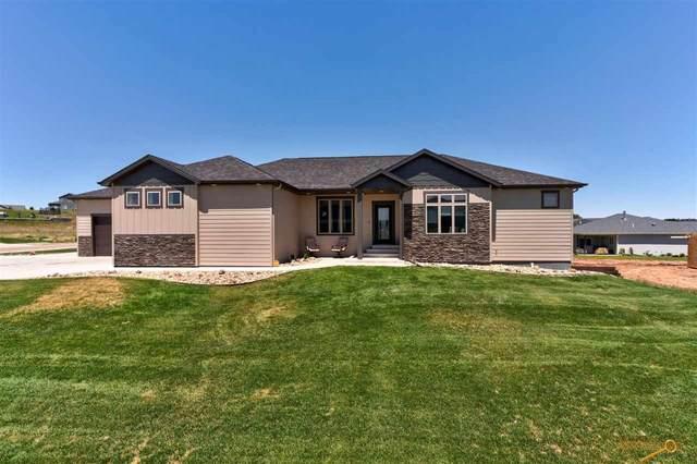 6108 Grand Teton Ct, Rapid City, SD 57702 (MLS #154995) :: Dupont Real Estate Inc.