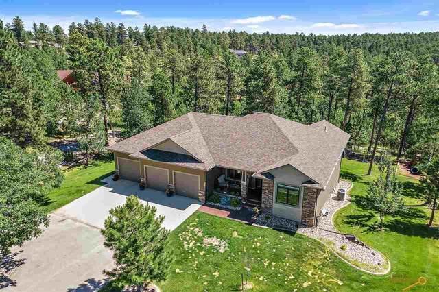 8372 Stirrup Ct, Rapid City, SD 57702 (MLS #155004) :: Heidrich Real Estate Team