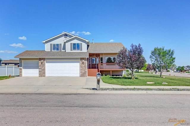 6544 Dunsmore Rd, Rapid City, SD 57702 (MLS #155007) :: Heidrich Real Estate Team