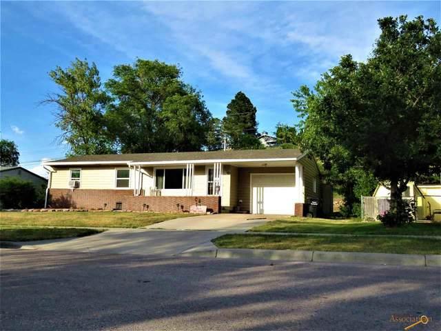 2604 Oak Dr, Rapid City, SD 57701 (MLS #155012) :: Heidrich Real Estate Team