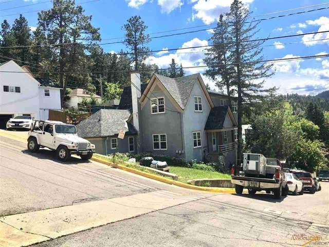 30 Jefferson, Deadwood, SD 57732 (MLS #155016) :: Dupont Real Estate Inc.