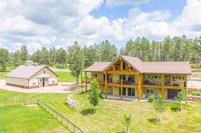 11969 Woodnote Ln, Custer, SD 57730 (MLS #155017) :: Heidrich Real Estate Team
