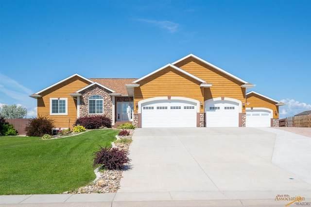 22743 Pickarts Lane, Box Elder, SD 57719 (MLS #155032) :: Heidrich Real Estate Team