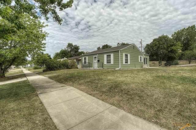250 E St Andrew, Rapid City, SD 57701 (MLS #155050) :: Heidrich Real Estate Team