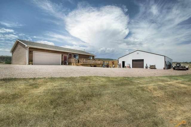7500 Angus Ln, Black Hawk, SD 57718 (MLS #155057) :: Heidrich Real Estate Team